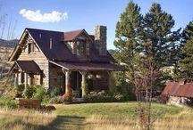 Můj dům, můj hrad / zabydlení, obydlení a bydlení :)