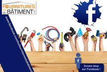 Réseaux sociaux / #lesfournituresdubatiment #LFDB #LFDBatiment #réseauxsociaux