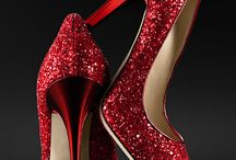 Shoes and bling