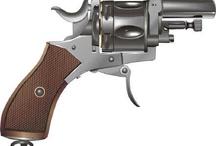 Belgische Revolvers & Pistolen