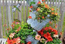 Jardins, terrasses déco extérieur