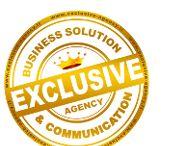 Exclusive Agency: chi siamo... / Exclusive Agency svolge come attività primaria l'organizzazione di spettacoli ed eventi aziendali e in secondo luogo grazie a un team di esperti fornisce servizi di marketing, strategie aziendali e consulenza varia in diverse materie mirando alla valorizzazione dell'immagine aziendale.