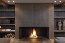 Fireplace idea