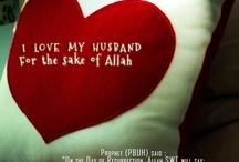 love sake for Allah