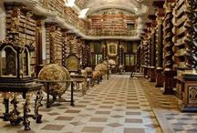 National Library of Czech Republic and historical collections / Collections of manuscripts, printed books, incunabulas and maps of the National Library of the Czech Republic