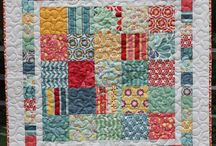 Quick (baby) quilts / by Karen Cooper