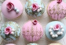 Cupcakes for Inspiration / Cupcakes we can replicate and like to look at for inspiration!  / by Marie Antoinette's Gluten-Free Bake Shoppe