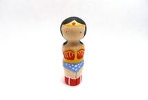 Super Hero Fan / by Sylvia González