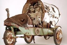 assemblage cars