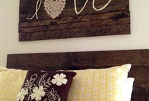bedroom creations / by Melissa Looper