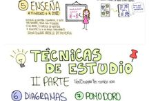 Técnicas y tips de estudio