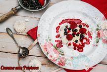 My desk: food blog link / Inspiring Food Blogs