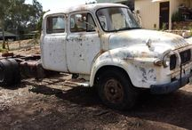 Bedford double cab project