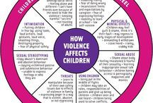 Children's D Abuse Wheel