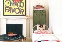 Rooms with a View / Ideas, furniture & accoutrements for kiddie rooms / by Jessica Blackwell