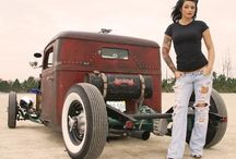 cars hot rods