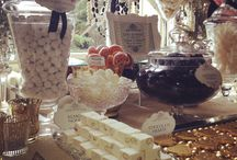 Dessert and Sweetie tables / A selection of some of our sweet and dessert tables from www.sweetiefactory.co.uk