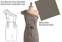 Sewing CLOTHING & HAIR ACCESORIES / by Michelle Briseno