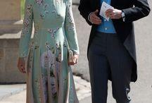 Boda Príncipe Harry y Meghan Markle / Boda Real, Windsor, looks, vestidos, tocados, invitados