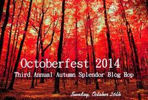 Octoberfest Blog Hop 2014 / A celebration of autumn's splendor with jewelry arts, beads, home decor, cooking, literary arts, family life, home & hearth, recipes, and more! Pins from the Octoberfest blog hops of 2014 (upcoming), 2013 & 2012.  Hosted by Toltec Jewels. To learn more & join in, visit: http://www.jewelschoolfriends.com/2014/05/octoberfest--2014-blog-hop-sign-ups.html