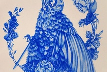 Printmaking: Lithographs / examples of lithographic prints