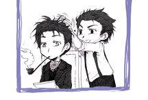 Sherlock x Watson