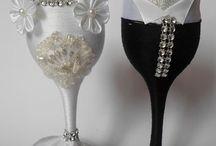 esküvői ajándékok ès dekoràciok