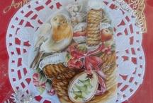 Greeting card (mes cartes de voeux) / http://celinereas.blogspot.com/ / by Celine Pourbaix
