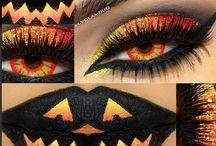 Halloween LipArt / Spooky Lip Art Inspo!