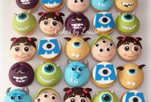 Dětské muffins