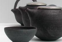 CERAMIC - teatime; TEA pots, sets and mugs