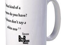 Big Bang Theory / A collection of Big Bang Theory themed items found on Niftywarehouse.com