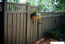 Kerítés / Fence