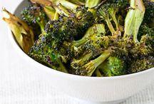 Recipes: vegetable sides