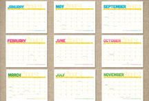 Organizers, Filofax and other planners