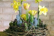 Jarný dekor