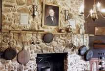 Fireplaces / Interesting fireplace designs