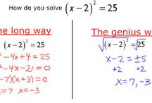 Math Matters! / by Kem Horton