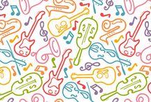 Music-Themed Fabrics