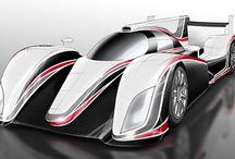 PROTOTIPI SUPERCAR / Idee molto interessanti per quanto riguarda il car design.