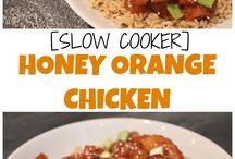 Slow cooker / Main dish