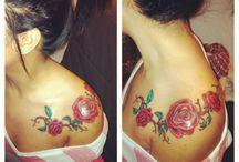 Tattoos  / by heather Lynn