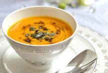 Suppen | Soups / Suppen für jede Jahreszeit