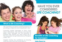 """Teen Coaching / Life Coaching is about creating balance by providing an objective and independent view. Coaching inspires teenagers to learn more about themselves, their choices and their life goals. All teenagers have the potential to achieve their dreams but often things get in the way and we get distracted by the game called """"life"""".  We help with: •Confidence building, raising self esteem  •Communication skills •Motivation and inspiration •Creating specific concrete goals •Positive self expression"""