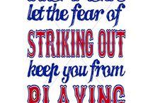 Baseball Theme / by Julie Little