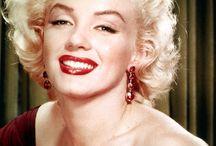 Marilyn / by Kristin Rutcavage