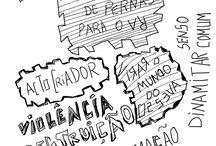 """A doença, o sofrimento e a morte entram num bar / Palavras-chave da obra """"A doença, o sofrimento e a morte entram num bar"""" de Ricardo Araújo Pereira. Seguidas de notas explicativas."""