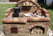 Kerti konyha - Garden Kitchen