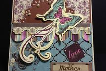 Handmade cards available at Trevallan