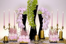 Flower Trend: Revival 2014 / Revival is the expression of beauty and glamour that blends vintage fashion and art-deco with modern pop-culture